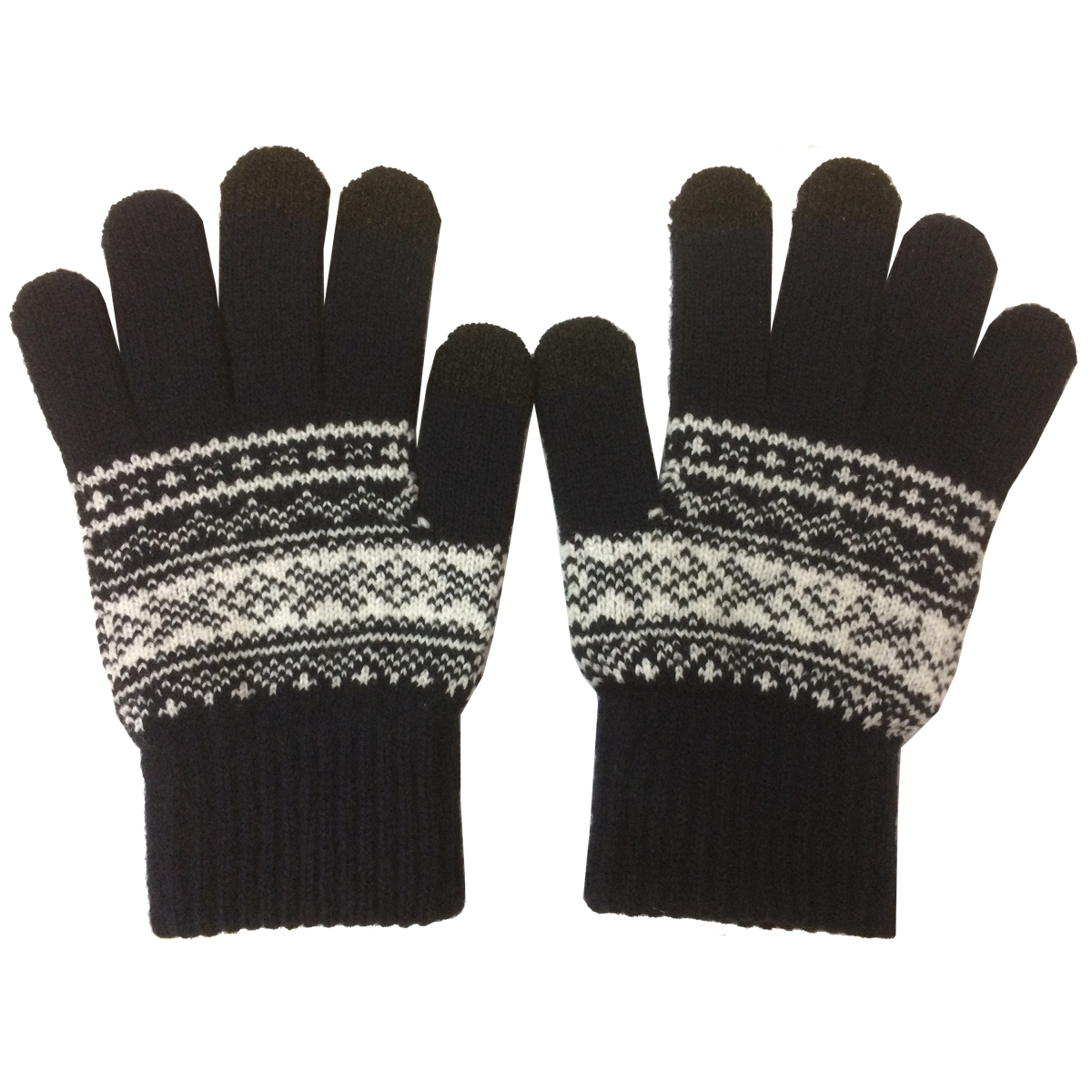 Jacquard Touch Screen Gloves